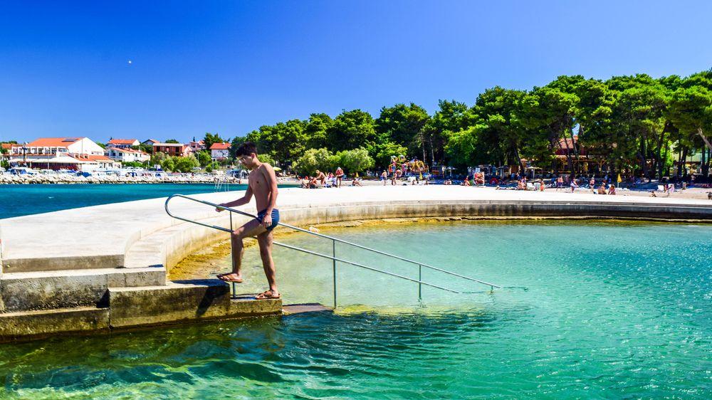 Chorvatsko nabídne v červenci supertropické horko
