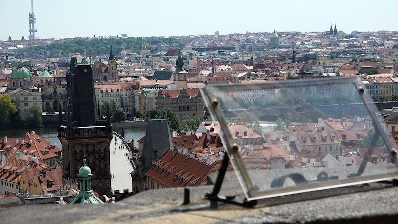 Prohlédněte si Prahu z věží a zvonic pomocí 360stupňové kamery. Výhledy jsou dechberoucí