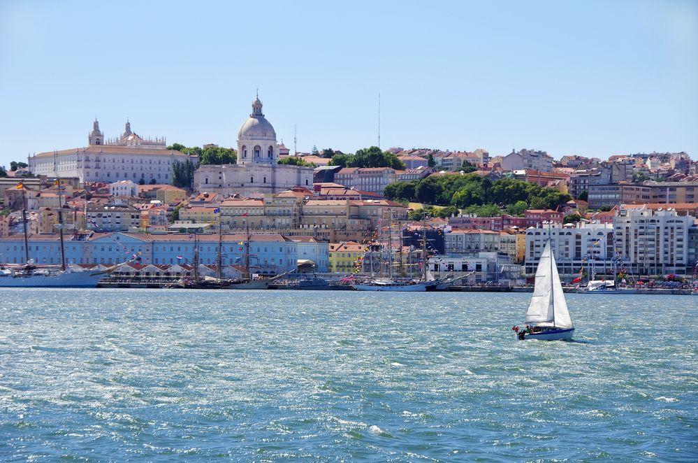 Portugalsko zakázalo cesty do Lisabonu a z něj