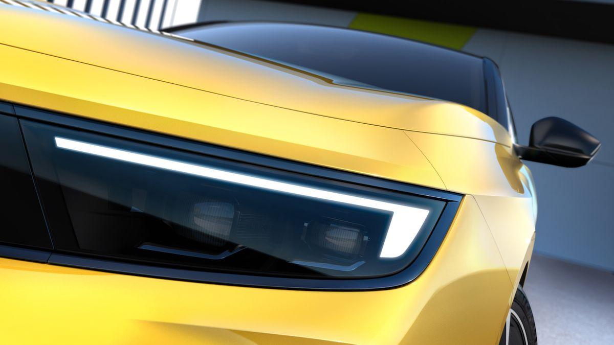 Takto by mohl vypadat nabroušený Opel Astra nové generace