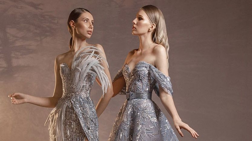 Haute couture kolekce od libanonského návrháře Zuhaira Murada