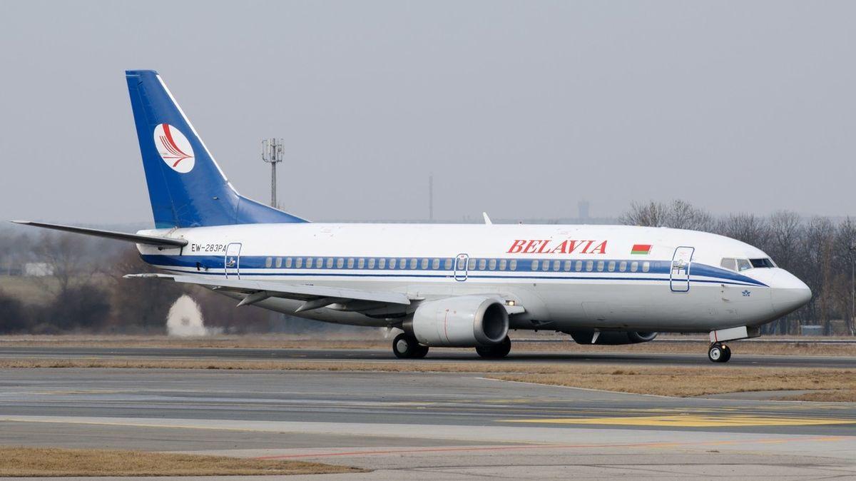 Británie pozastavila povolení běloruským státním aerolinkám