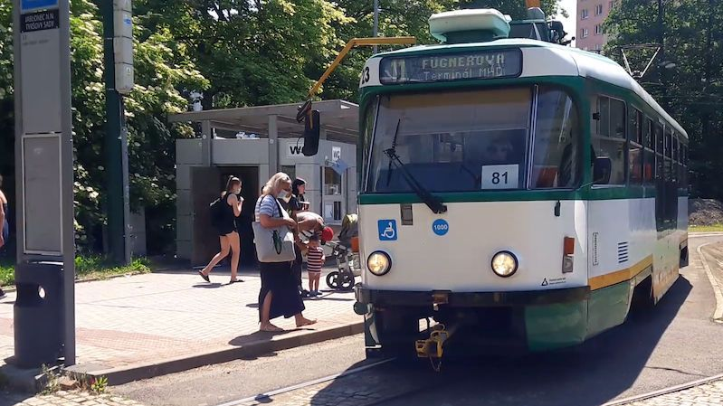 Poslední dny úzkorozchodné tramvaje