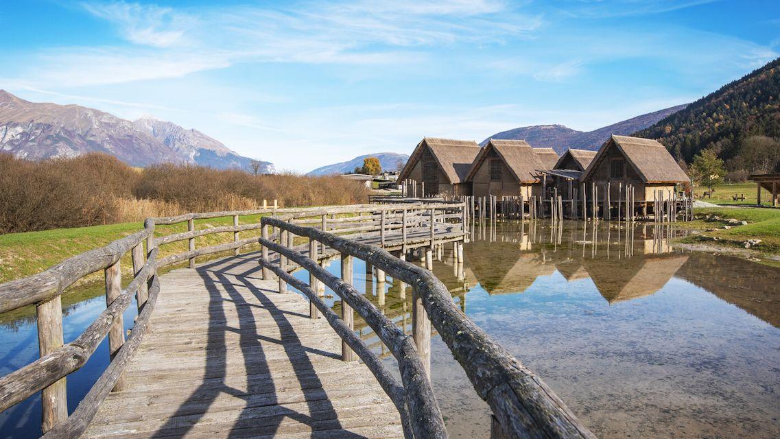 Nedaleko Gardy se otevře unikátní archeopark. Návštěvníky přenese o 3500 let proti proudu času