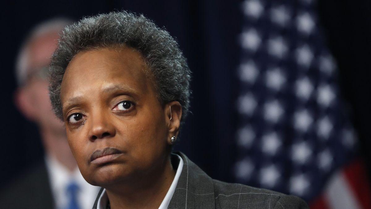 Černošská chicagská starostka selektovala novináře na základě etnického původu