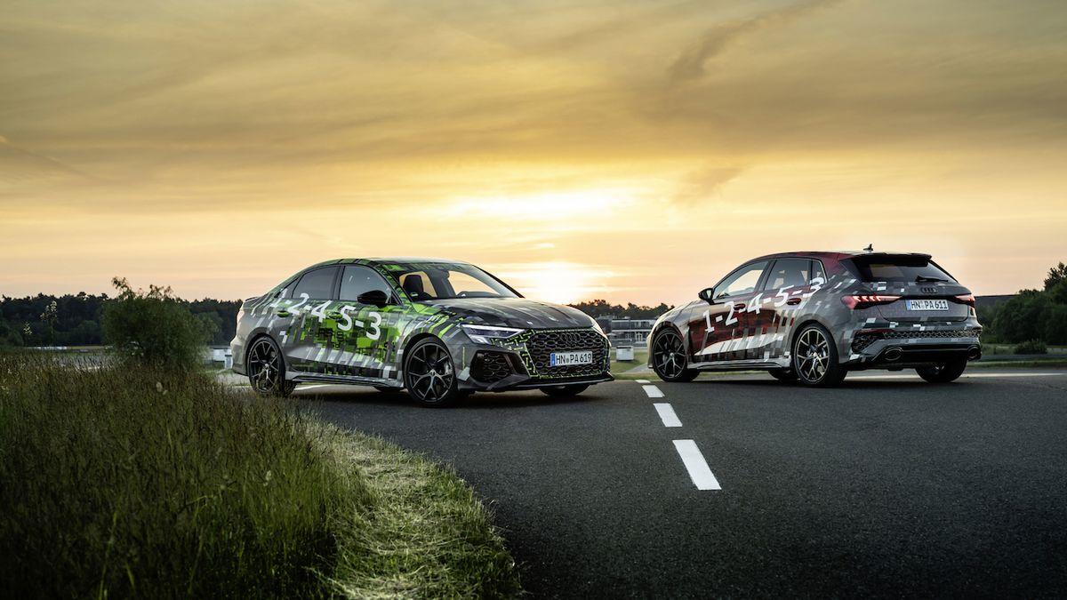 Charakterní pětiválec žije. Audi se chlubí technikou nové RS 3