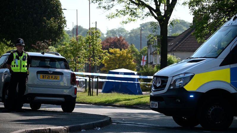 V Birminghamu ubodali na ulici 14letého chlapce