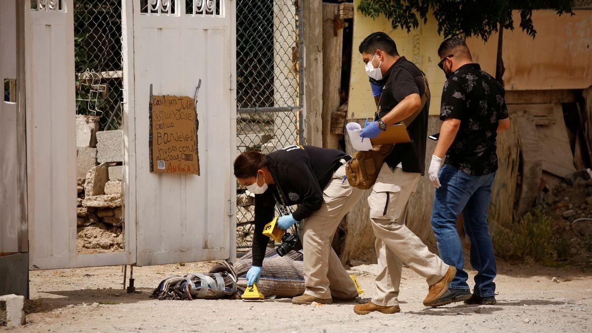 Politika jako rizikové povolání. V Mexiku před volbami zavraždili tři desítky kandidátů
