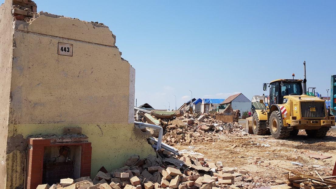 Starostka obce poničené tornádem rezignovala