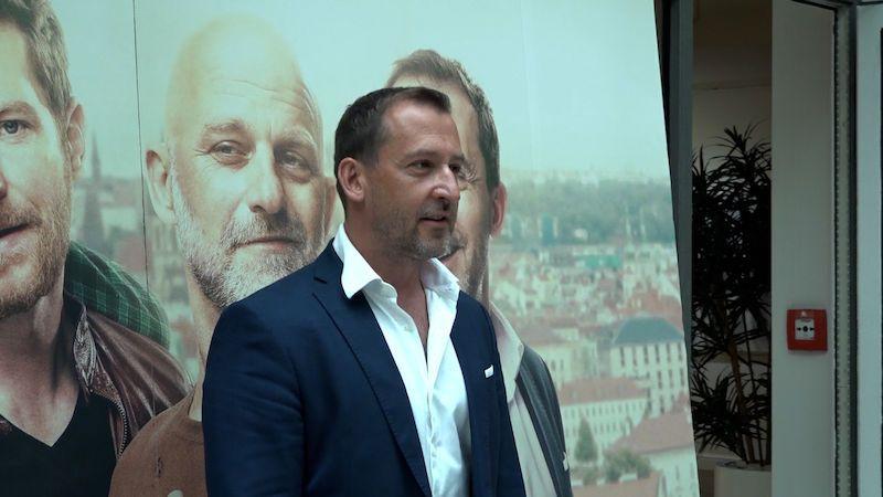 Martin Hofmann: Tečka má hodně paralel s mým životem