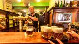 Produkce pivovarů se meziročně oosm procent snížila