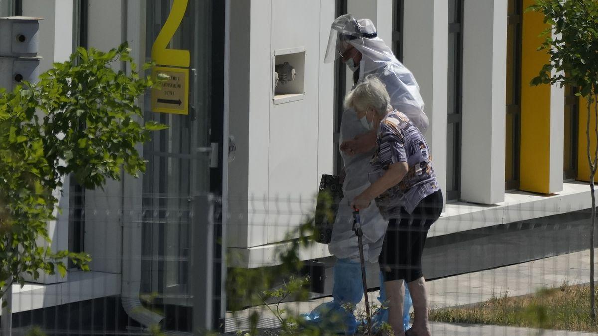 Rekordní počet obětí covidu v Rusku