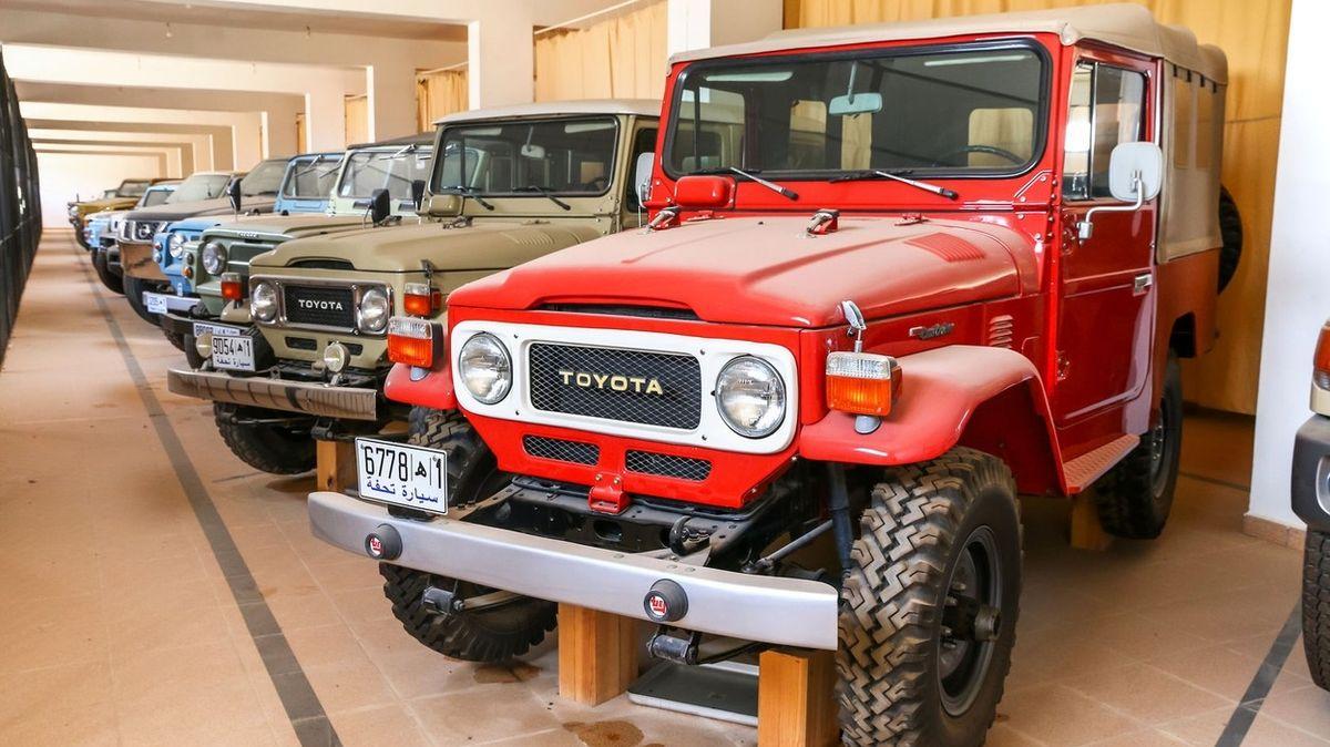 Toyota začne znovu vyrábět náhradní díly na 60 let starý model