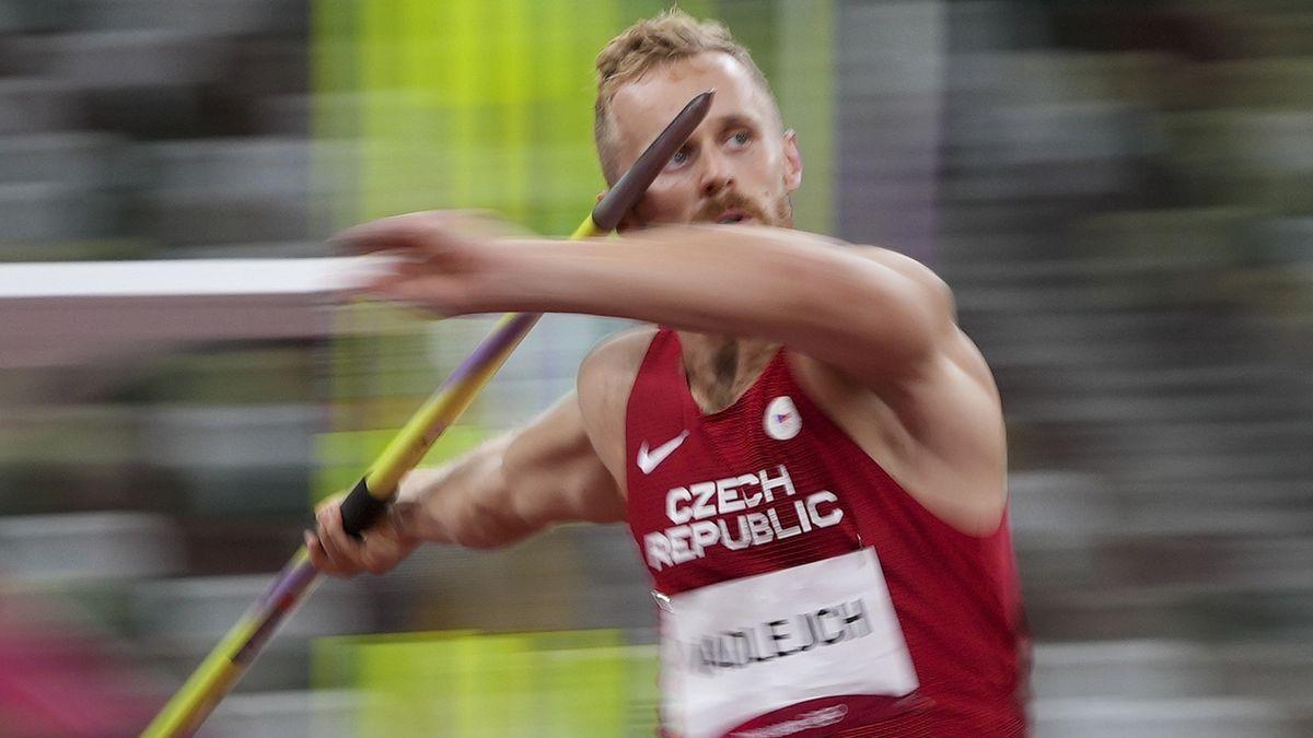 Česko má další dvě medaile. Oštěpem je vyházeli Vítězslav Veselý a Jakub Vadlejch