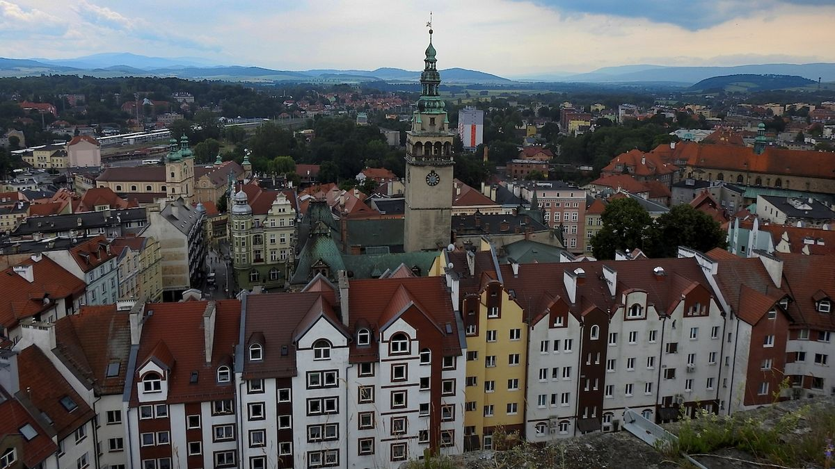 Procházka Malou Prahou, polským městem spojeným s českou historií