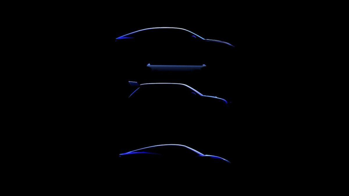 Alpine poodhaluje tři nové modely včetně novodobého Renaultu 5 Turbo
