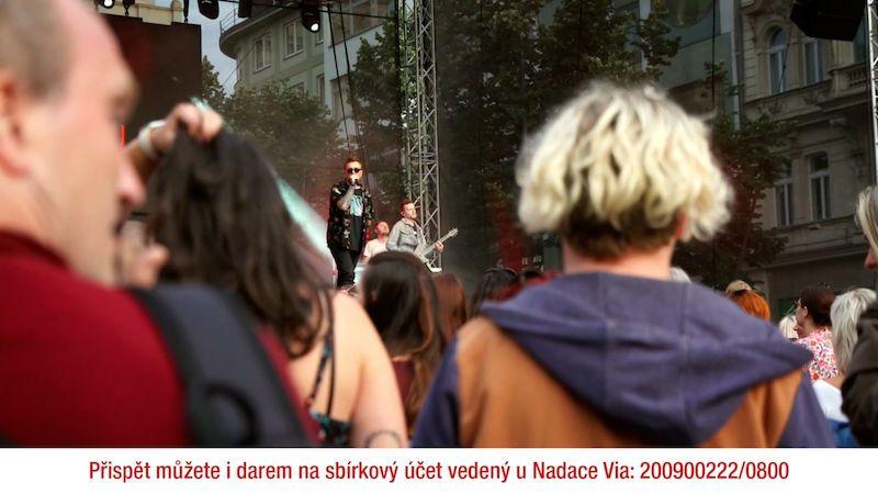Koncert Společně pro Moravu