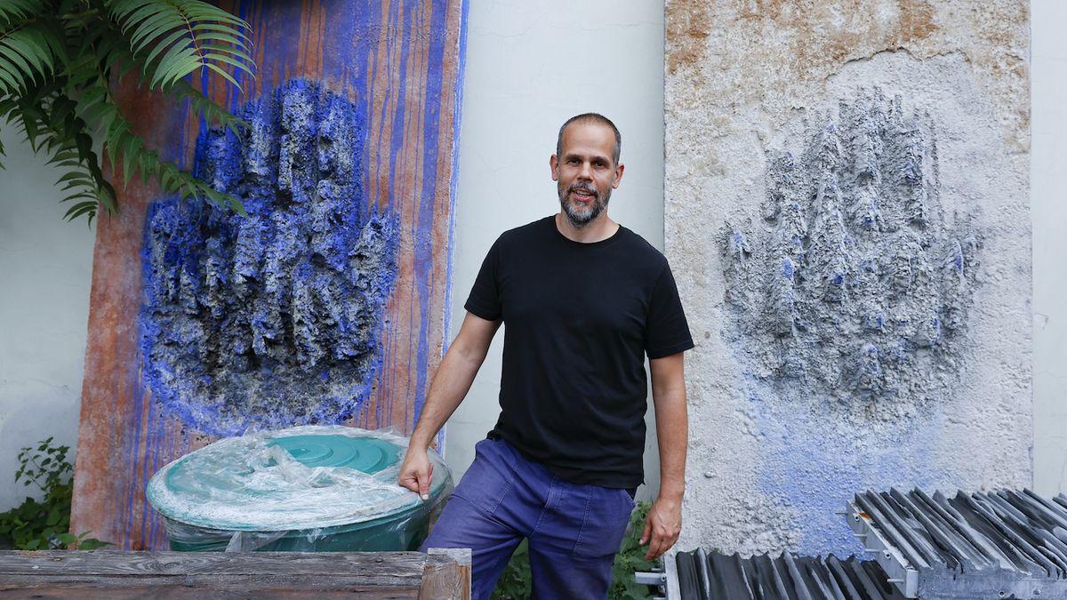 Jsme ve fázi dětských dotyků, říká Federico Díaz o vztahu umění a umělé inteligence