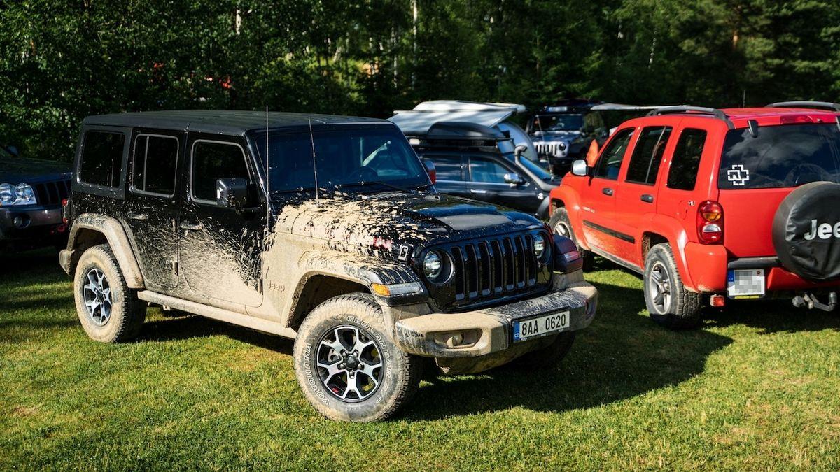 Osmdesátiny Jeepu za volantem toho nejdrsnějšího, co dnes značka nabízí