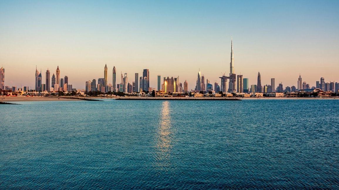 U pobřeží Dubaje má vzniknout obří korálový útes