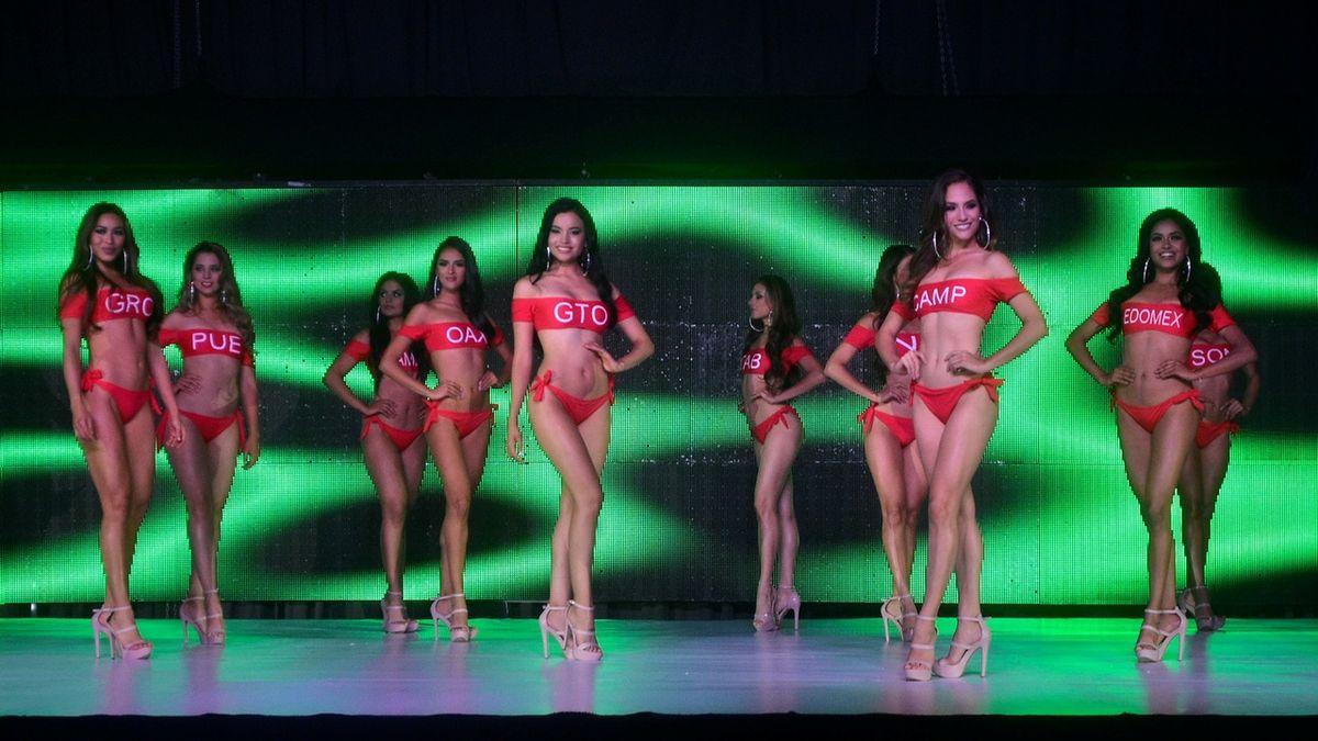 Miss Mexiko ukončili. U skoro poloviny soutěžících odhalili koronavirus