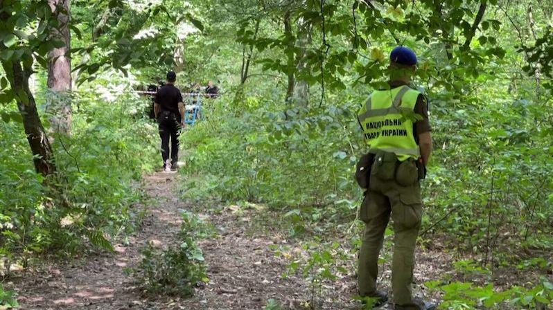 Šéfa ukrajinské organizace, která pomáhá uprchlým Bělorusům, našli oběšeného v parku