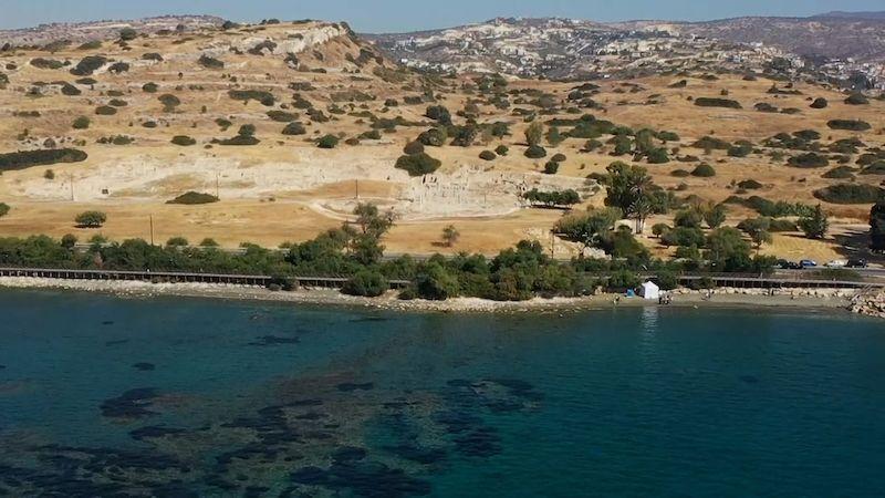 Nejnovější turistické lákadlo Kypru není na první pohled vidět