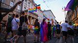 Polský region trvá na zónách bez LGBT. Navzdory hrozbě zEU