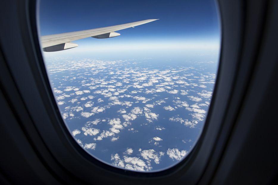 Okna v letadlech by mohla být minulostí (ilustrační foto)