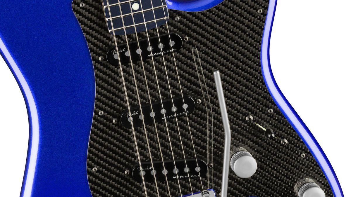 Kytara Fender Lexus LC Stratocaster
