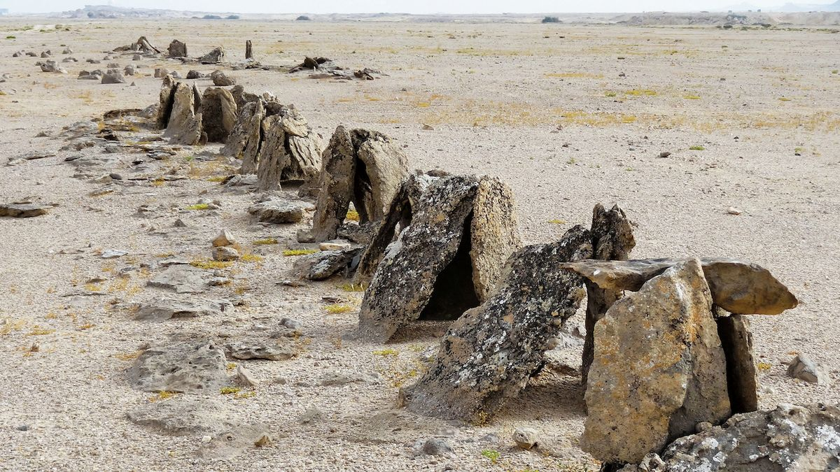Stojící kameny trilitů