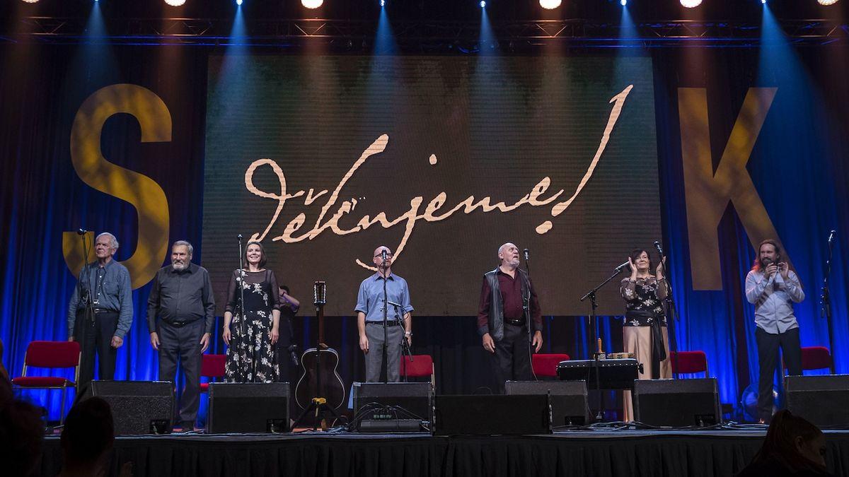 Spirituál kvintet se rozloučil více než tříhodinovým koncertem.