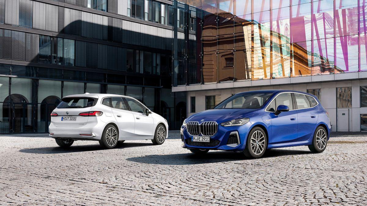 BMW se umírajícího segmentu nevzdává, představuje řadu 2 Active Tourer druhé generace