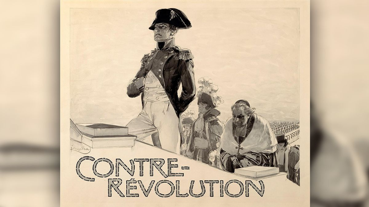 František Kupka: Contre-Révolution
