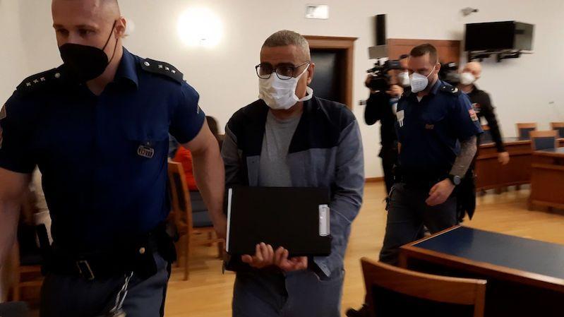Shahram Zadeh u Krajského soudu v Brně