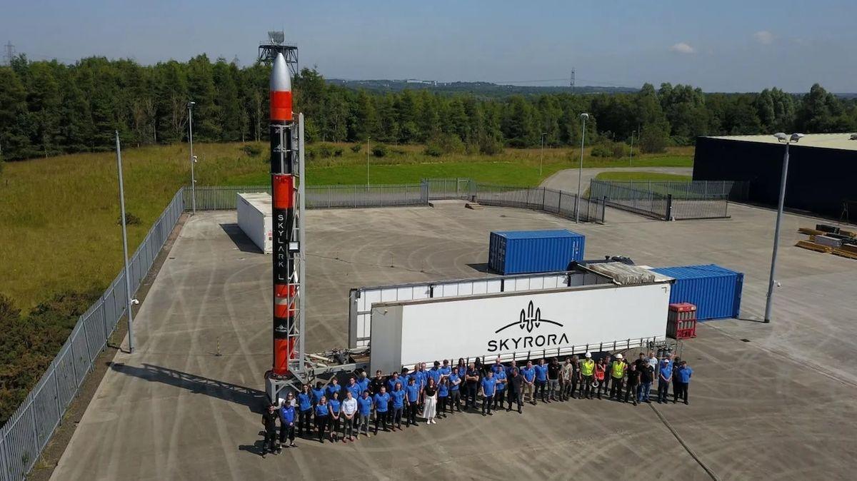 Ze základny na britských Shetlandských ostrovech zřejmě už příští rok odstartuje do vesmíru raketa soukromé společnosti.